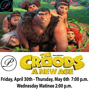 The Croods- A New Age